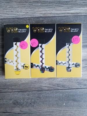 V12 Twisty Bluny