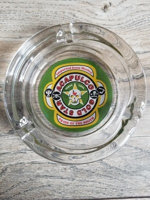 ASHTRAY (ACAPULCO GOLD)