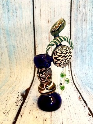 BUBBLER SPIRAL MINI MUSHROOMS