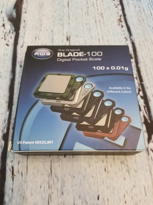 AWS BLADE-100 DIGITAL SCALE