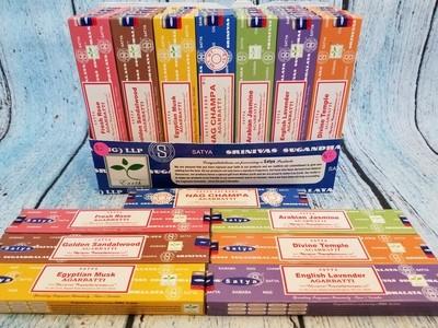 Satya incense box