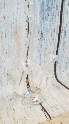 Glass waterpipe recycler