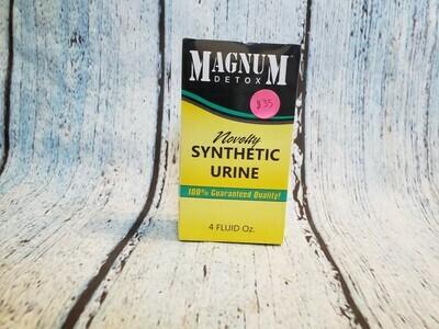 MAGNUM SYNTHETIC URINE 4OZ