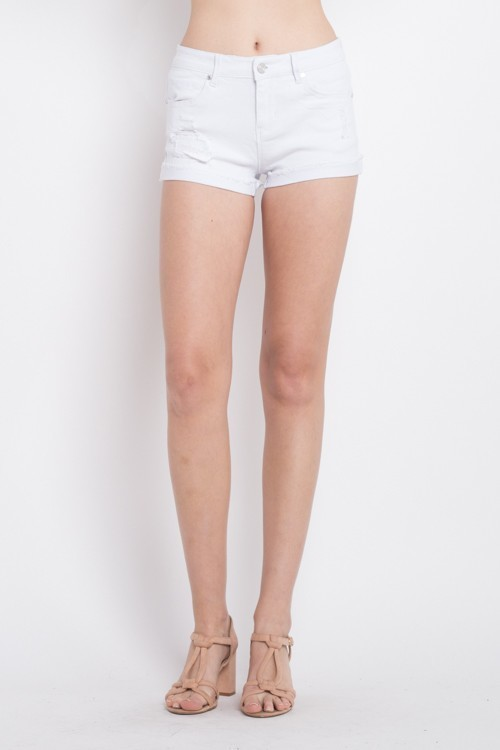 Hayden Denim Shorts