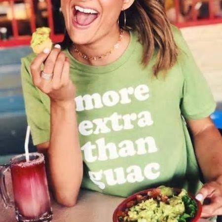 More Extra Than Guac Comfy Tee