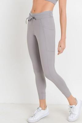 Lisa Capri Hybrid Leggings