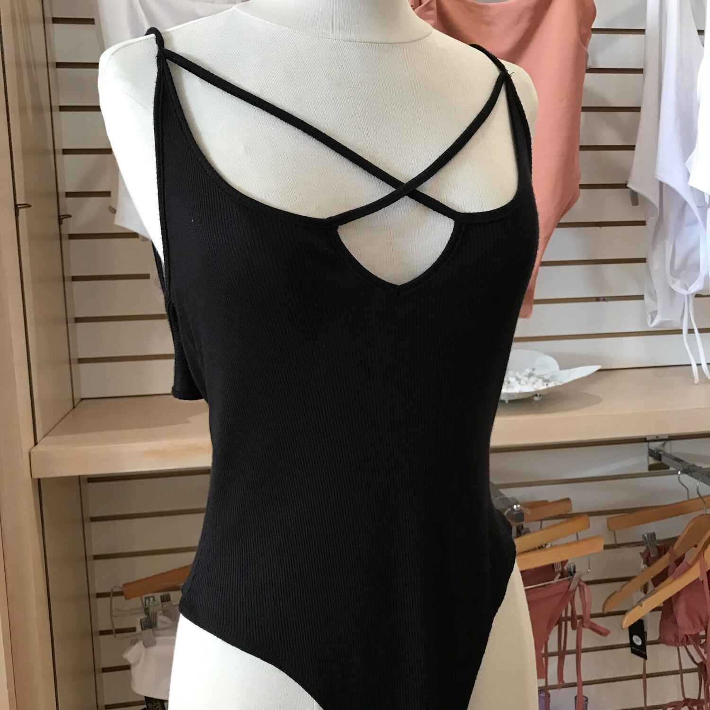 Tay Criss Cross Bodysuit