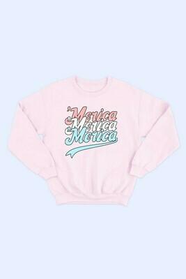 Merica Graphic Sweatshirt