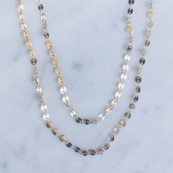 Stardust Necklace
