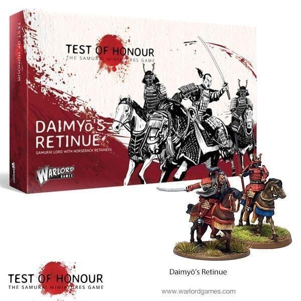 Test Of Honor Daimyo's Retinue