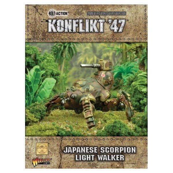 Japenese Scorpion Light Walker