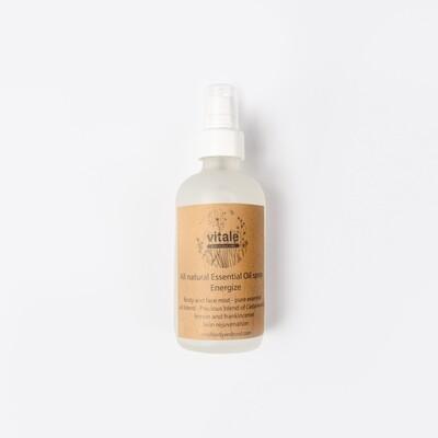 Essential Oil Spray | Energize