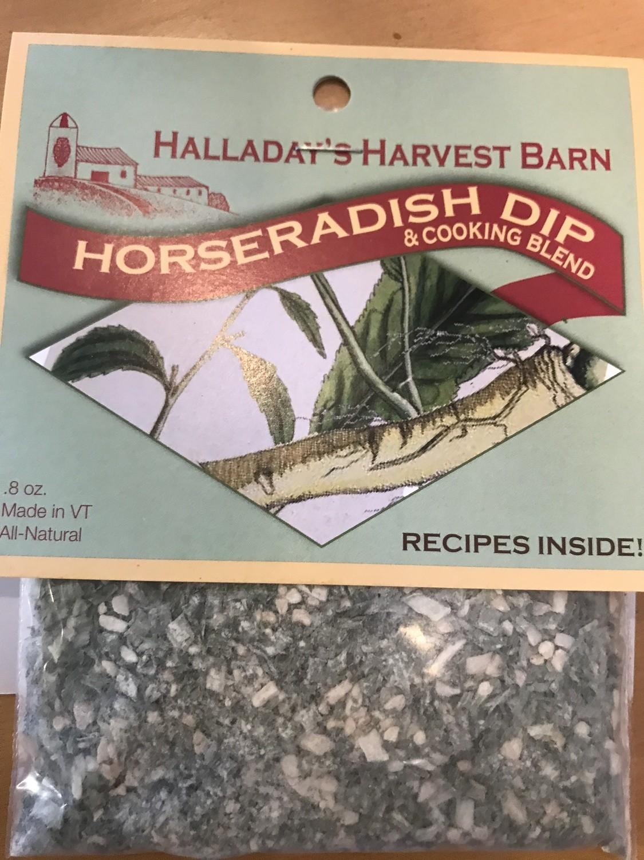 Halladay's Harvest Barn Horseradish Dip