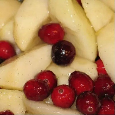 Cranberry Pear Infused Balsamic Vinegar