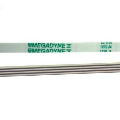 Ремень для стиральной машины 1270 J4 poly megadyne, белый J522