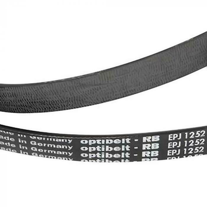 Приводной ремень 1252 J5 черный
