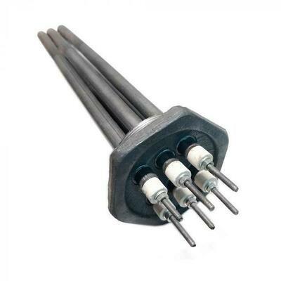 Нагревательный элемент ТЭНБ 3000 Вт D74 мм G 2,5