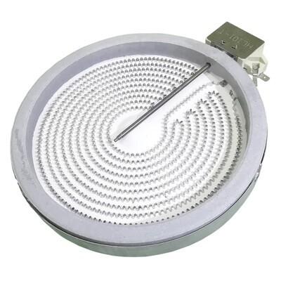 Электроконфорка для стеклокерамических плит D200mm 1800вт