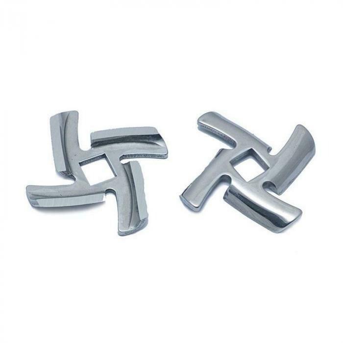 Нож для мясорубки Vitek, Panasonic, Supra 9 мм h1029