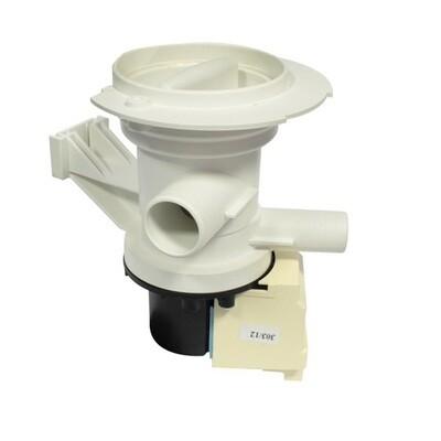 Насос Whirlpool 34W с улиткой с 481236018529 с 481236018472 Draining pump 314917