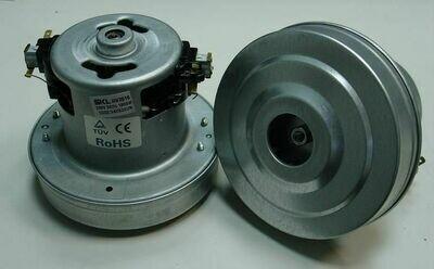 Мотор пылесоса 1800w VAC022UN без кольца H=119 D=130 h=37