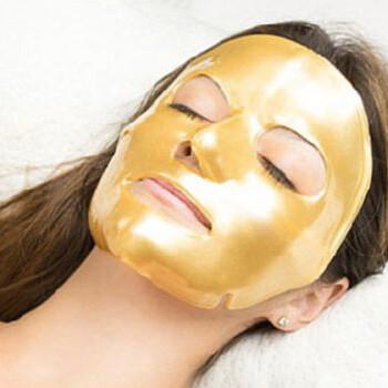 Anti-aging 24 Karat Gold Renew Facial