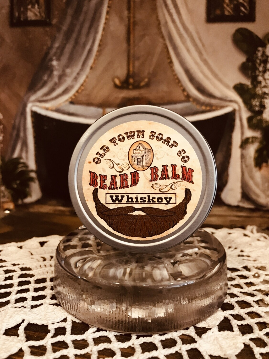 Whiskey -Beard Balm
