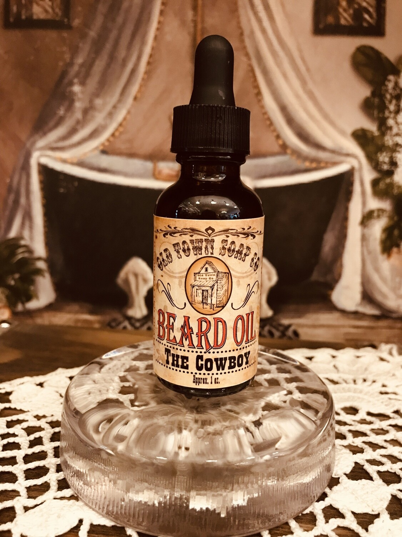 The Cowboy -Beard Oil