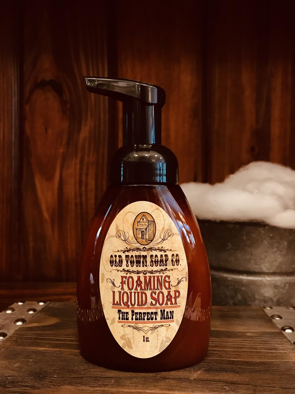 The Perfect Man -Pump Liquid Soap