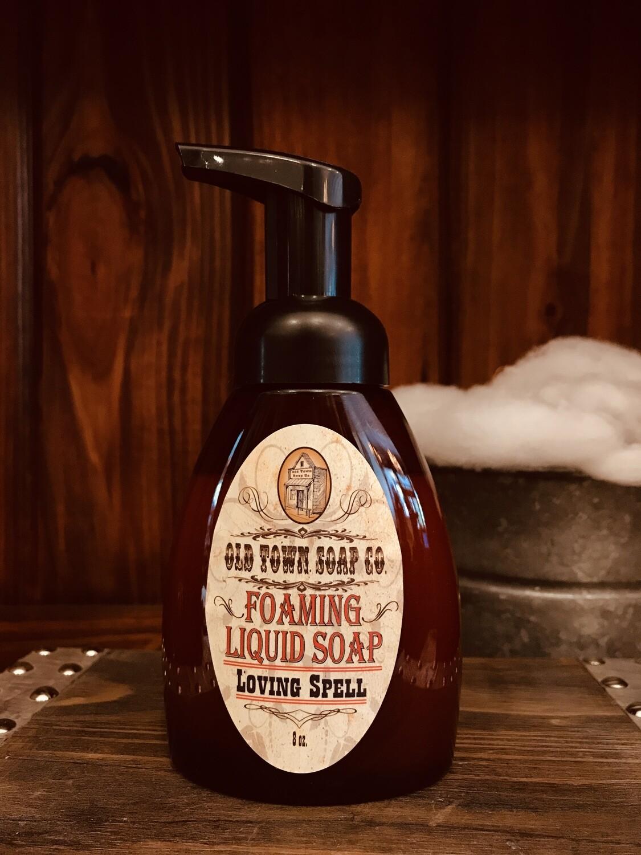 Loving Spell -Pump Liquid Soap