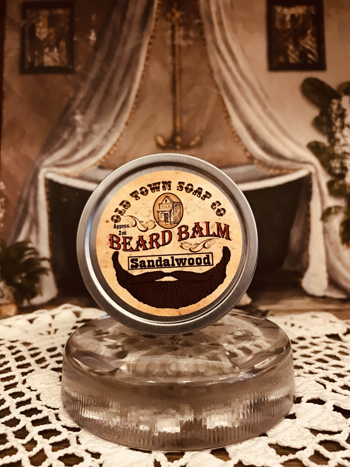 Sandalwood -Beard Balm