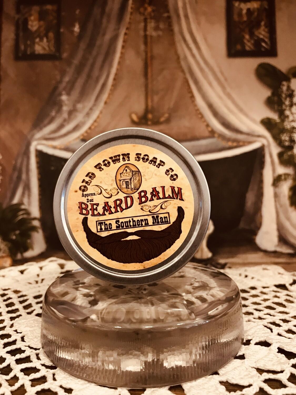 The Southern Man -Beard Balm