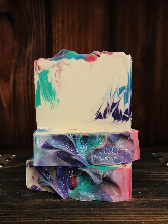 Abalone & Sea -Bar Soap