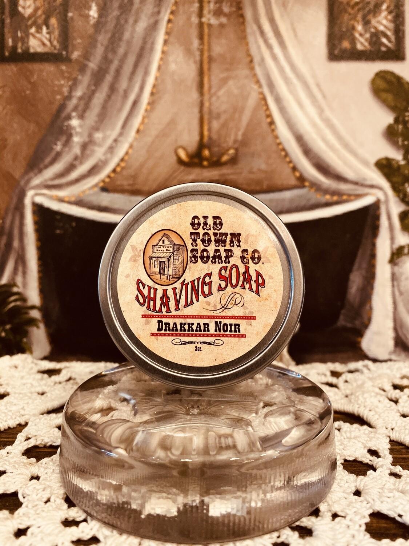 Drakkar Noir -Shave Soap Tin