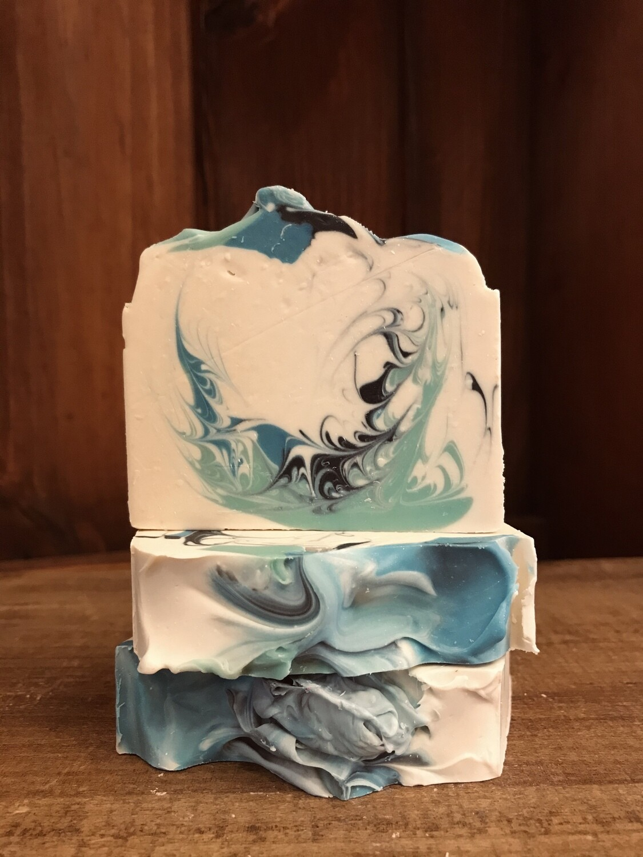 Poseidon -Bar Soap