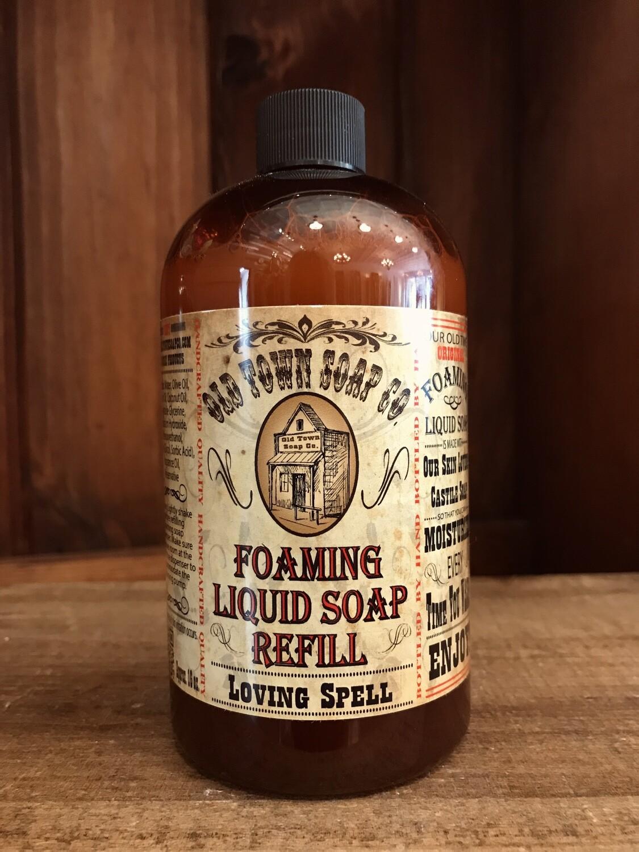 Loving Spell -Refill Liquid Soap