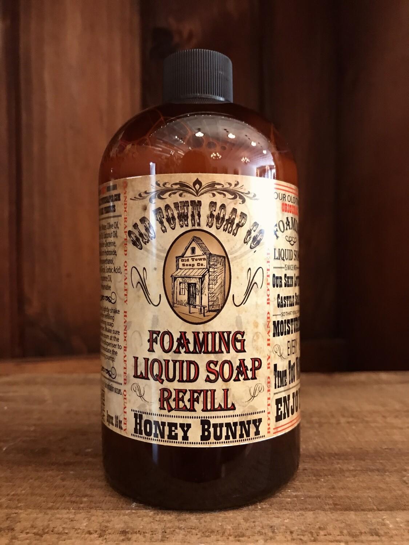 Honey Bunny -Refill Liquid Soap