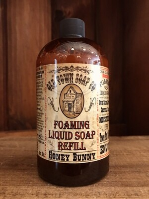Honey Bunny -Refill Liquid Soap