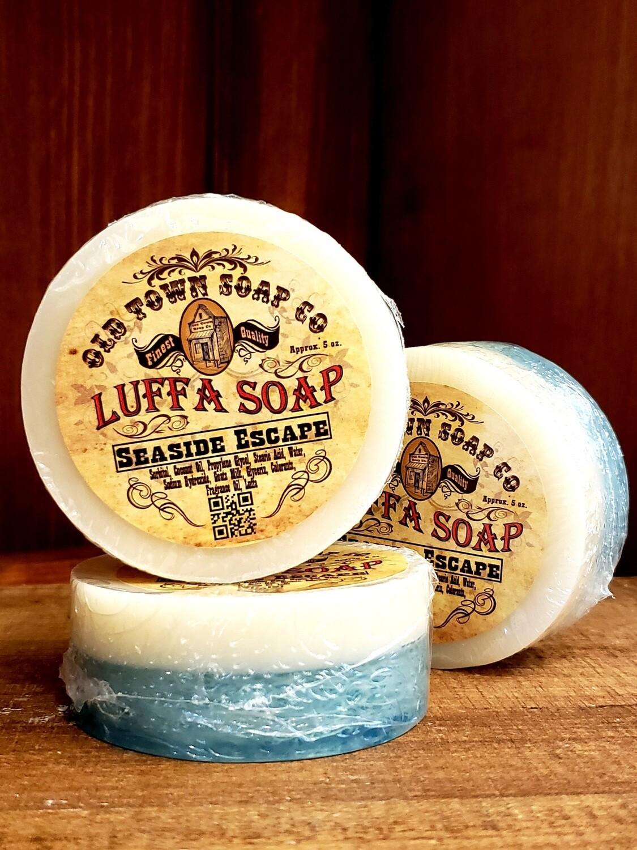 Seaside Escape -Luffa Soap