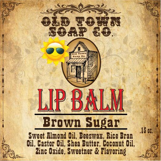 Brown Sugar -Lip Balm