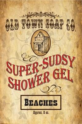 Beaches -Shower Gel