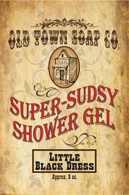 Little Black Dress -Shower Gel