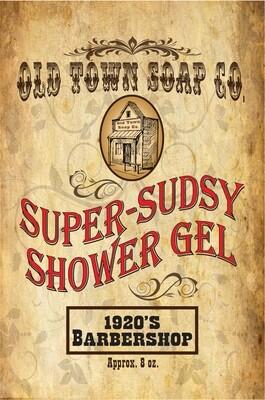 1920's Barbershop -Shower Gel