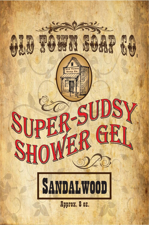 Sandalwood -Shower Gel