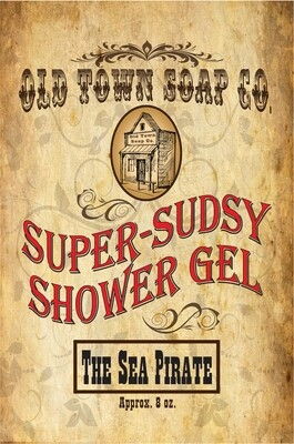The Sea Pirate -Shower Gel