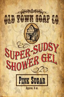 Pink Sugar -Shower Gel