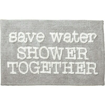 Bath Rug -Shower Together #104760
