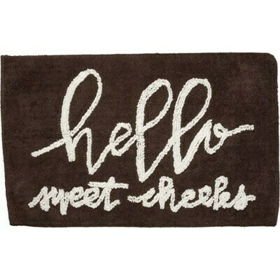 Bath Rug #104761-Sweet Cheeks