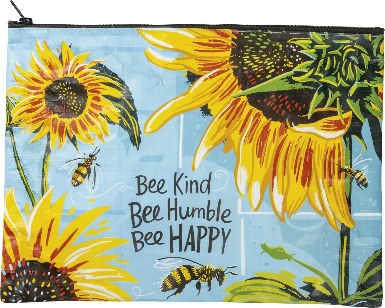 Bee Kind #104495 -Zipper Folder