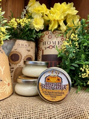 Honey Bee -Lotion Candle